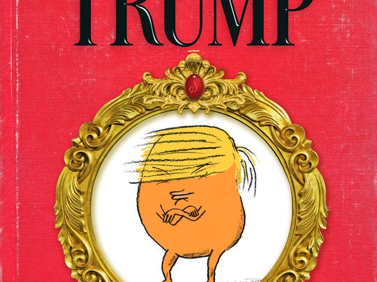 'A Child's First Book of Trump' spoofs the GOP presidential