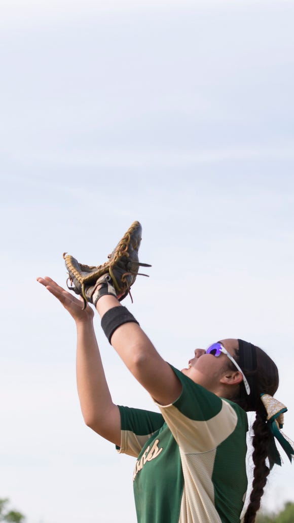JP Stevens vs South Plainfield Softball in South Plainfield, NJ on May 11, 2016.