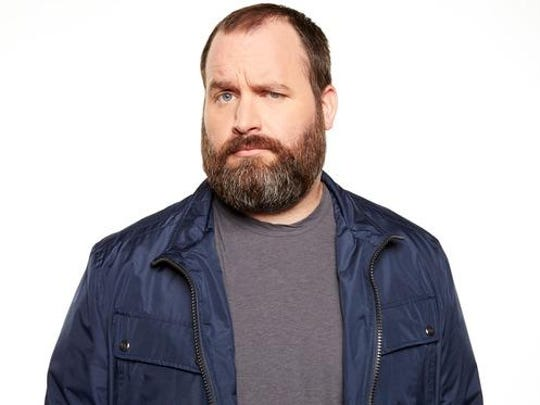 Tom Segura offers observations about the odd and the everyday in Ruby Diamond Concert Hall on Monday.