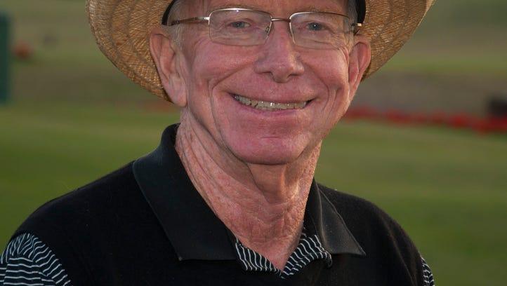 Golf columnist Jim Suttie