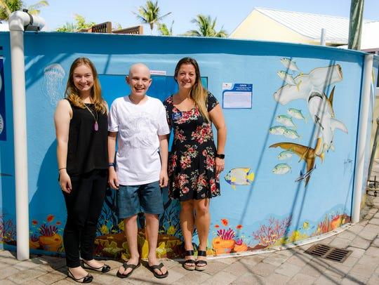 Loggerhead Marinelife Center named a turtle after Gavin