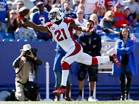 As a shutdown corner, Patrick Peterson's star power