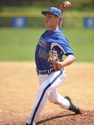 Greg Dahl of St. Mary joined the 2017 North Jersey No-Hitter List by firing a five-inning no-no versus Weehawken.