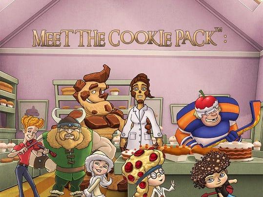 Meet The Cookie Pack