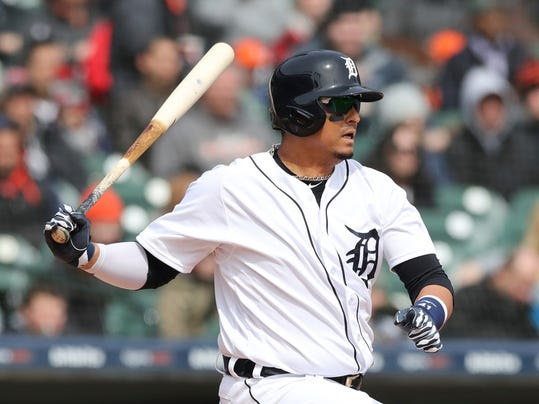 Liriano pitches Tigers to 1st win of season, 6-1 over Royals