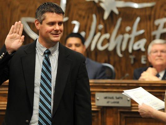 David Eric West named Precinct 1 Councilor