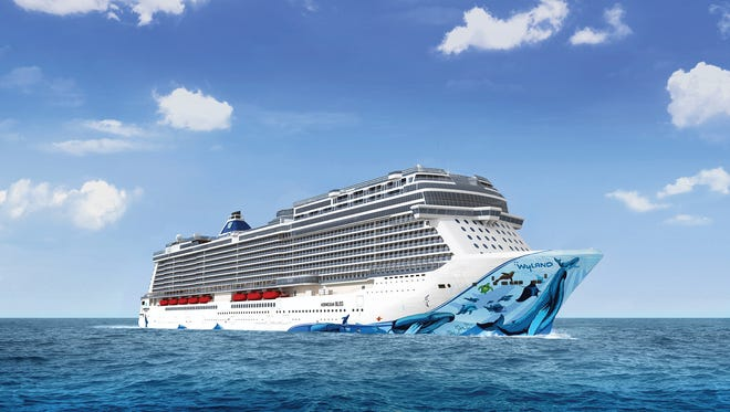 The newest ship, Norwegian Bliss, is the largest in the Norwegian Cruise Line fleet and has some new first-at-sea cruise offerings. The best part, you can book now for the best savings when Norwegian Bliss arrives in New York in 2019.