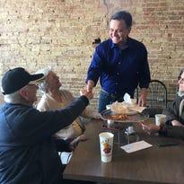 Luke Messer, a GOP establishment favorite, says childhood lessons taught him perseverance