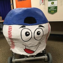 The story behind the robot built by Arrowhead students that threw out the first pitch at Friday's Brewers game