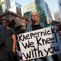 Taking a knee won't change police-community relations: Your Say