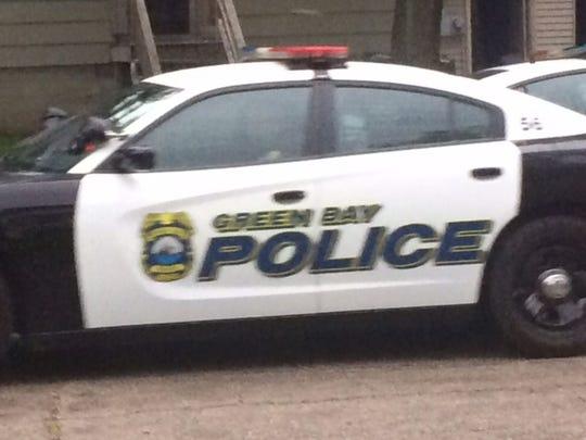 Green Bay police car
