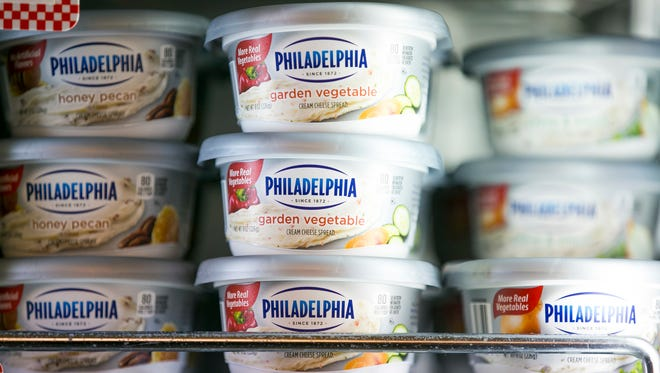Mexico's federal Economy Department accused the Philadelphia brand of improper labelling and halted the distribution of some major American products.