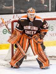 Chris Nell set Bowling Green State University's career records for shutouts (11), goals-against average (2.07) and save percentage (.922).