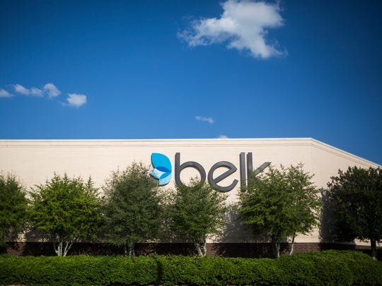 Best of Your Hometown services, best men's and women's apparel at Belk at The Anderson Mall on North Main Street.