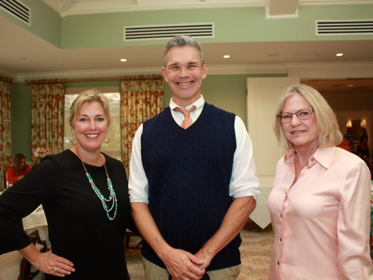 Hobe Sound Community Chest Executive Director Scott