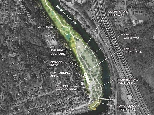 The Asheville Greenway Committee and the City of Asheville will host two drop-in style informational open houses for upcoming greenway projects on March 15 and 16.
