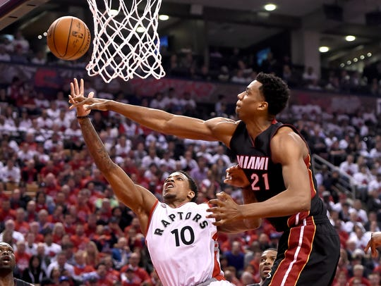 Miami gave Hassan Whiteside a lot of money to stay