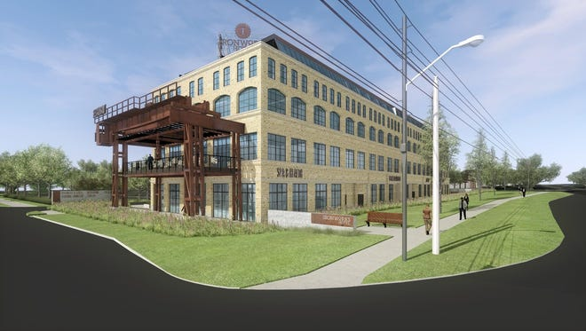 Hendricks Commercial Properties LLC is  building a $20.1 million, 120-room hotel next to Ironworks. The five-story hotel, also called Ironworks, will include 15,000 square feet of retail space. The hotel is scheduled to open  in 2017