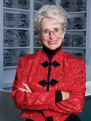 Sue Clark-Johnson, former Gannett Co. Inc. executive shown in this 2011 photo, died Jan. 28, 2015, after a short illness.