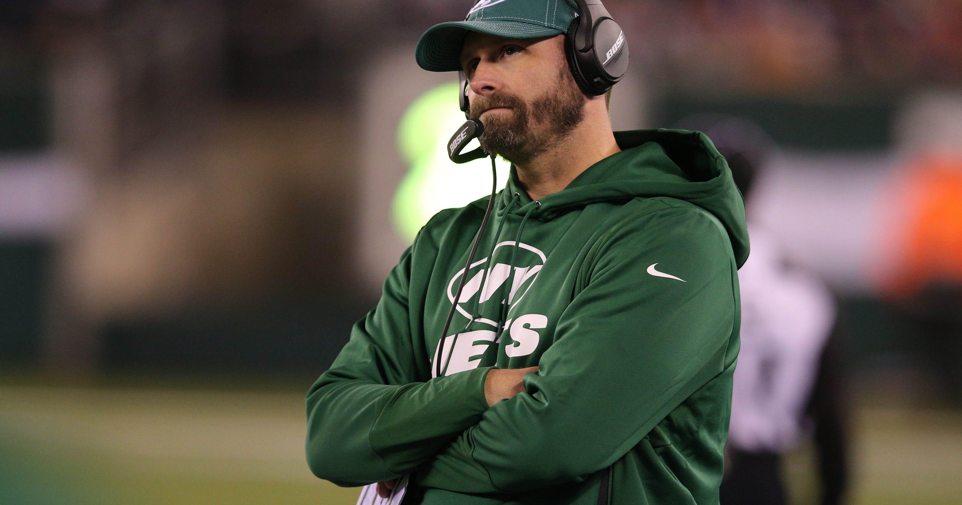 Ny Jets Who S To Blame For Sam Darnold Struggles Adam Gase