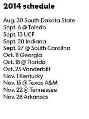2014-7-31 missouri schedule