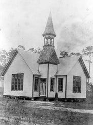 Alva's United Methodist Church dates to 1903
