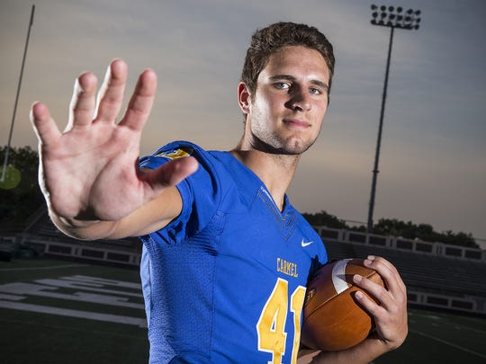 Carmel's Beau Robbins is IU's highest-rated 2019 commit
