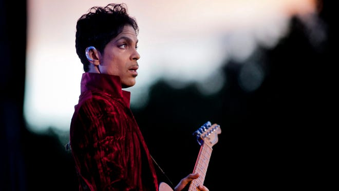 News outlets reported Wednesday evening that prescription drugs were found at Prince's home.