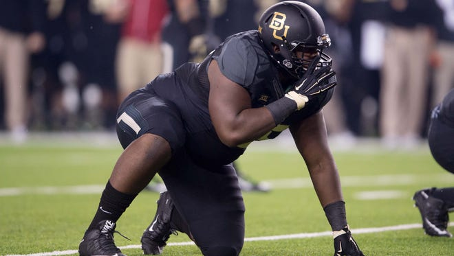 Bengals rookie defensive tackle Andrew Billings played for Baylor, one of the Big 12's top teams in recent years.