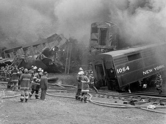 50 Years Ago Manhattan Rail Crash Claimed The Lives Of Hudson