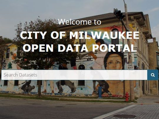 The City of Milwaukee's data portal went live on May 30.