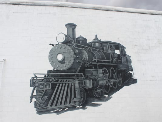 Alamogordo Downtown Mural 1