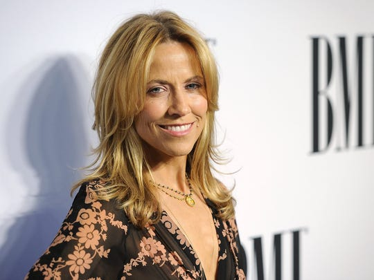 Sheryl Crow arrives at the 62nd Annual BMI Pop Awards at the Beverly Wilshire Hotel on Tuesday, May 13, 2014, in Beverly Hills, Calif.