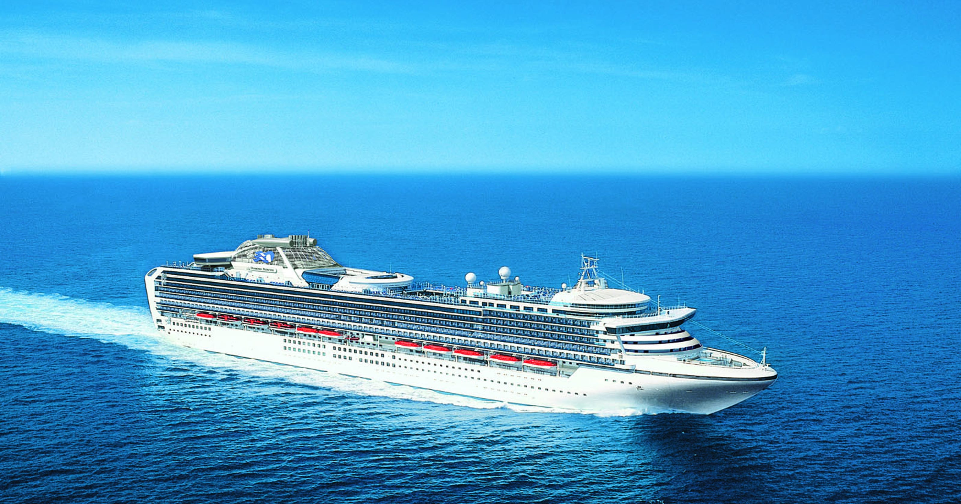Cruise ship tours: The revamped Diamond Princess