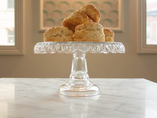 No Southern menu is complete without biscuits: Modine