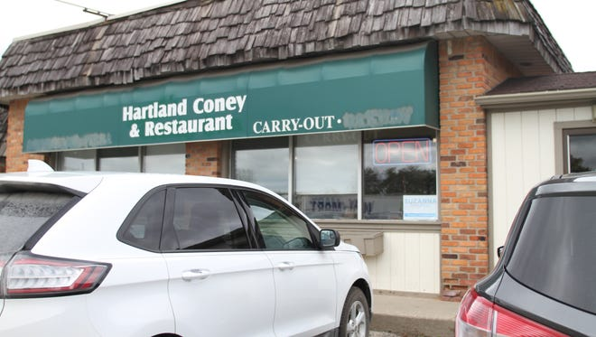 A Livingston County Health Department inspector found six priority violations in Hartland's Finest Coney Island.