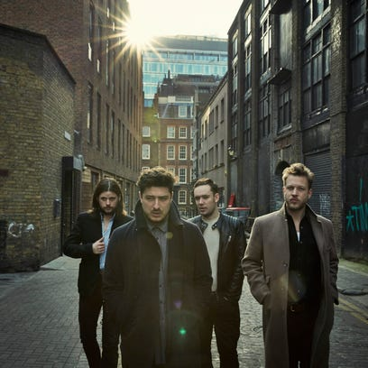 Mumford & Sons will bring their Gentlemen of the Road