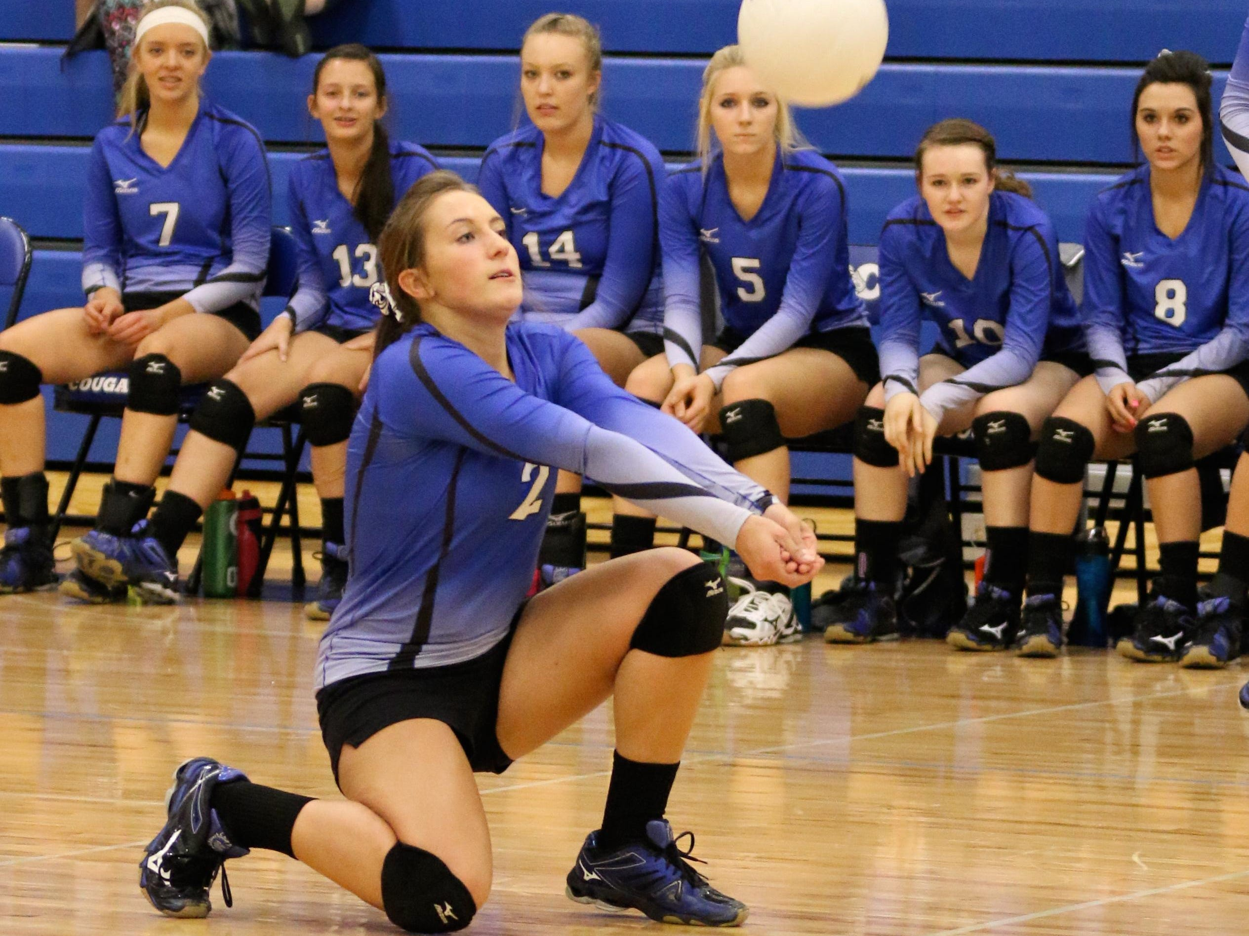 The Resurrection Christian volleyball team is ranked No. 1 in the CHSAANow.com preseason coaches poll in Class 2A.