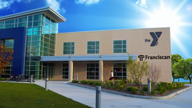 The new Lafayette YMCA facility will be named the Franciscan YMCA.