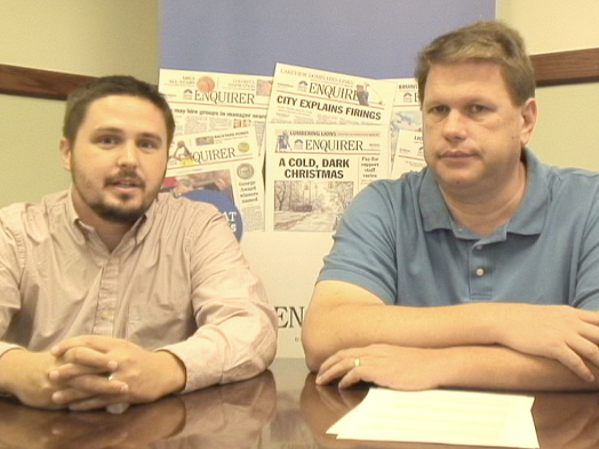 Enquirer's Bill Broderick and Nick Buckley talk about Week 5 games.