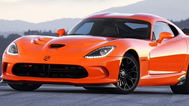 Production of the SRT Viper has been halted for two months due to low demand