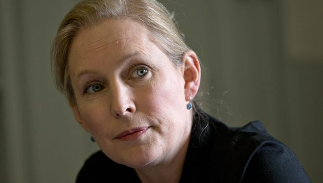 Sen. Kirsten Gillibrand's proposal received support from 50 senators, short of the 60 votes she needed to pass her amendment to the 2016 National Defense Authorization Act.