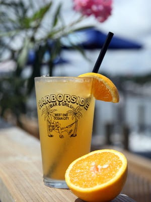 The Orange Crush originated at Harborside Bar and Grill in West Ocean City.