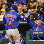 26 photos: Cubs fans rejoice in Iowa