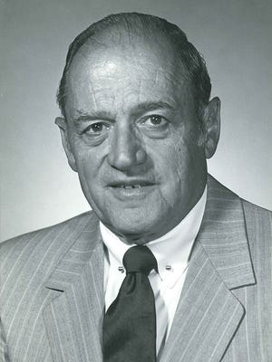 Philanthropist and former Nevada athlete and casino executive Al Lazzarone.