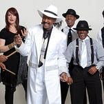 Larry Graham & Graham Central Station will touch on many eras of Graham's career at the Tropicana on Friday.
