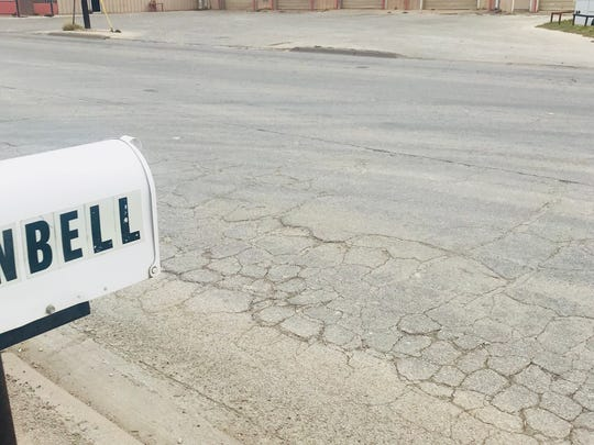 The city is embarking on a 3-year project to rebuild about 2 miles of Bell Street. The more than $22.3 million project will replace existing asphalt with concrete, upgrade water and sewer lines, and includes sidewalks in some areas among other updates.
