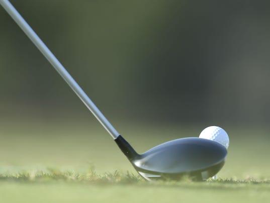 Golf: U.S Open-Practice Round