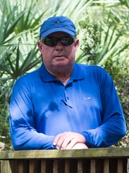 Tim Cann, director of greens and ground maintenance