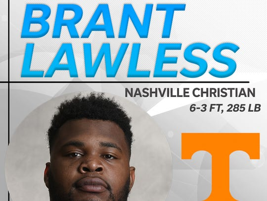 Brant Lawless